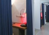 적외선치료실